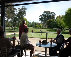Queanbeyan Golf Club - Accommodation in Bendigo