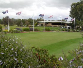 Tocumwal Golf Club - Accommodation in Bendigo