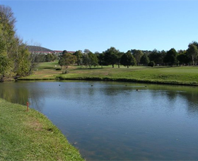Capital Golf Club - Accommodation in Bendigo