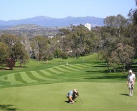 Fairbairn Golf Club - Accommodation in Bendigo