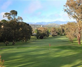 Federal Golf Club - Accommodation in Bendigo