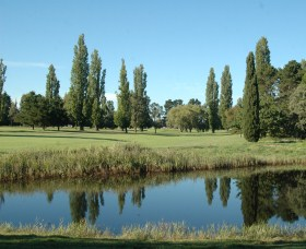 Goulburn Golf Club - Accommodation in Bendigo