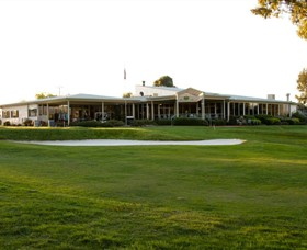 Mansfield Golf Club - Accommodation in Bendigo