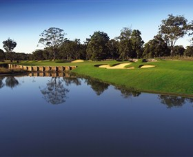 Kooindah Waters Golf Club - Accommodation in Bendigo