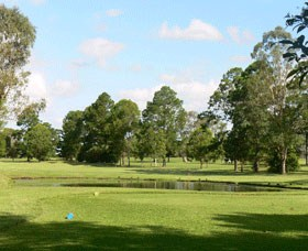 Casino Golf Club - Accommodation in Bendigo