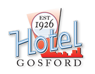 Hotel Gosford - Accommodation in Bendigo