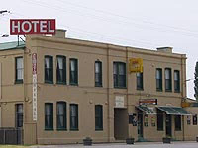 Imperial Hotel - Accommodation in Bendigo