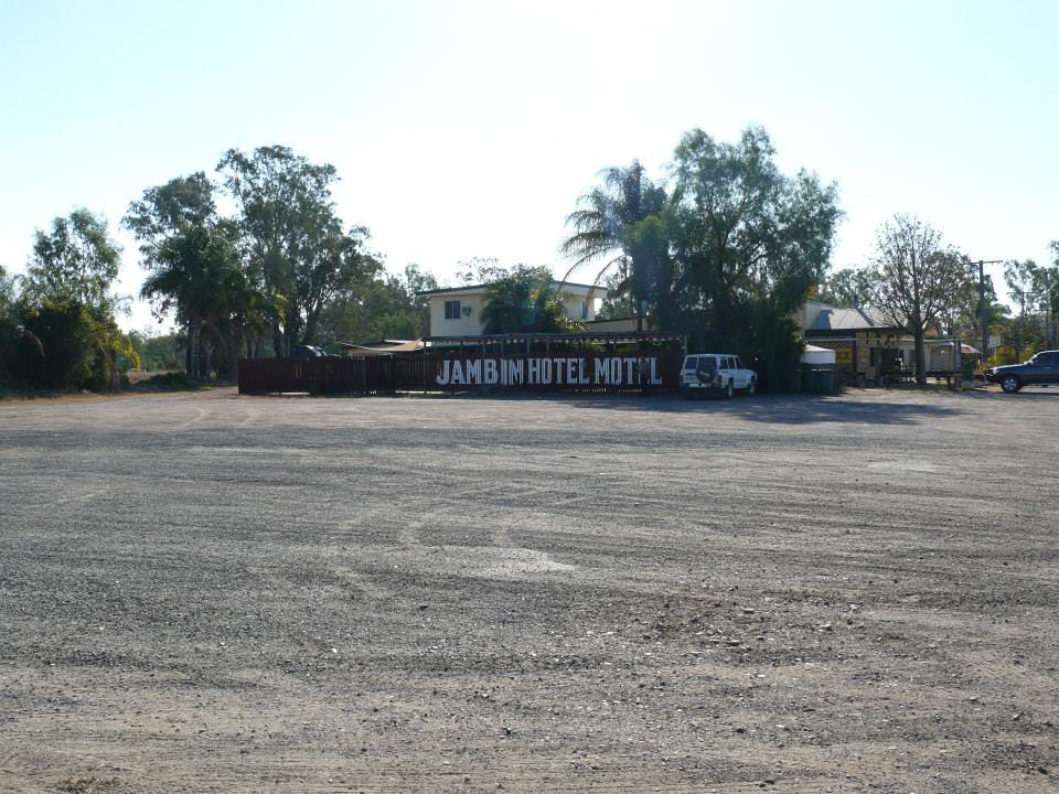 Jambin Hotel-Motel - Accommodation in Bendigo
