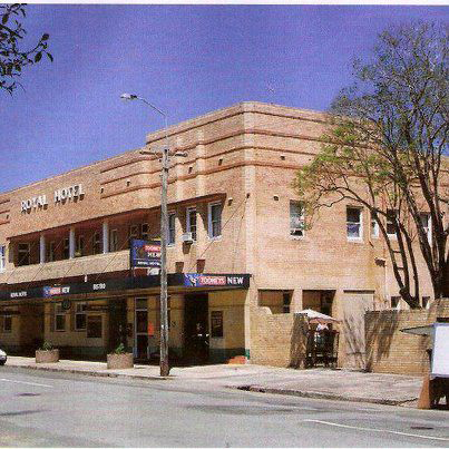 Royal Hotel - Accommodation in Bendigo