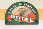 Young Australian Hotel - Accommodation in Bendigo