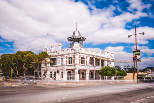 The Guildford Hotel - Accommodation in Bendigo