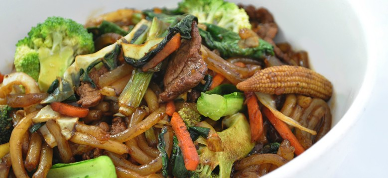 Stir Crazy Noodle Bar - Accommodation in Bendigo
