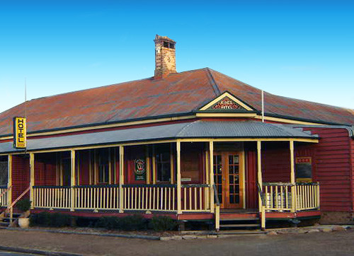 Maidenwell Hotel - Accommodation in Bendigo