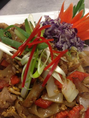 Bangkok Rose Thai Restaurant - Accommodation in Bendigo