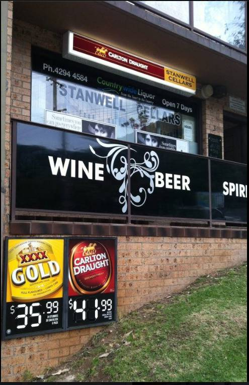 Stanwell Cellars - Accommodation in Bendigo