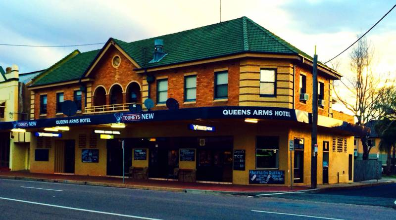 Queens Arms Hotel - Accommodation in Bendigo
