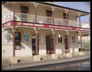 Macleay River Hotel - Accommodation in Bendigo