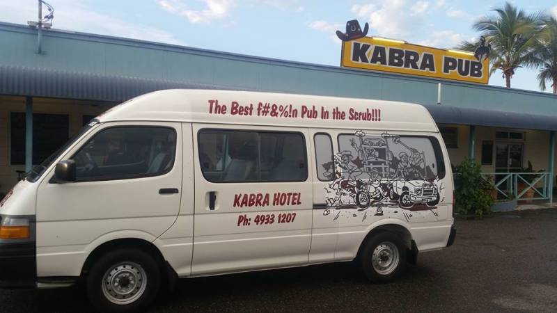Kabra Hotel - Accommodation in Bendigo