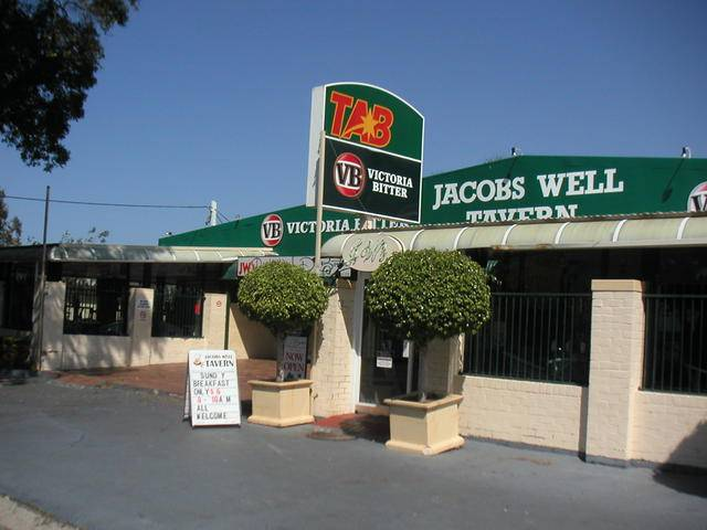 Jacobs Well Bayside Tavern - Accommodation in Bendigo