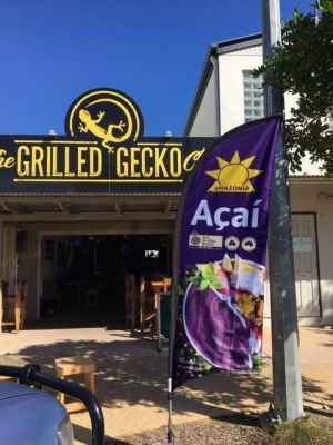 The Grilled Gecko Cafe - Accommodation in Bendigo
