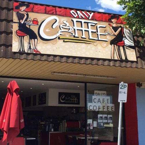 Daly Coffee Den - Accommodation in Bendigo