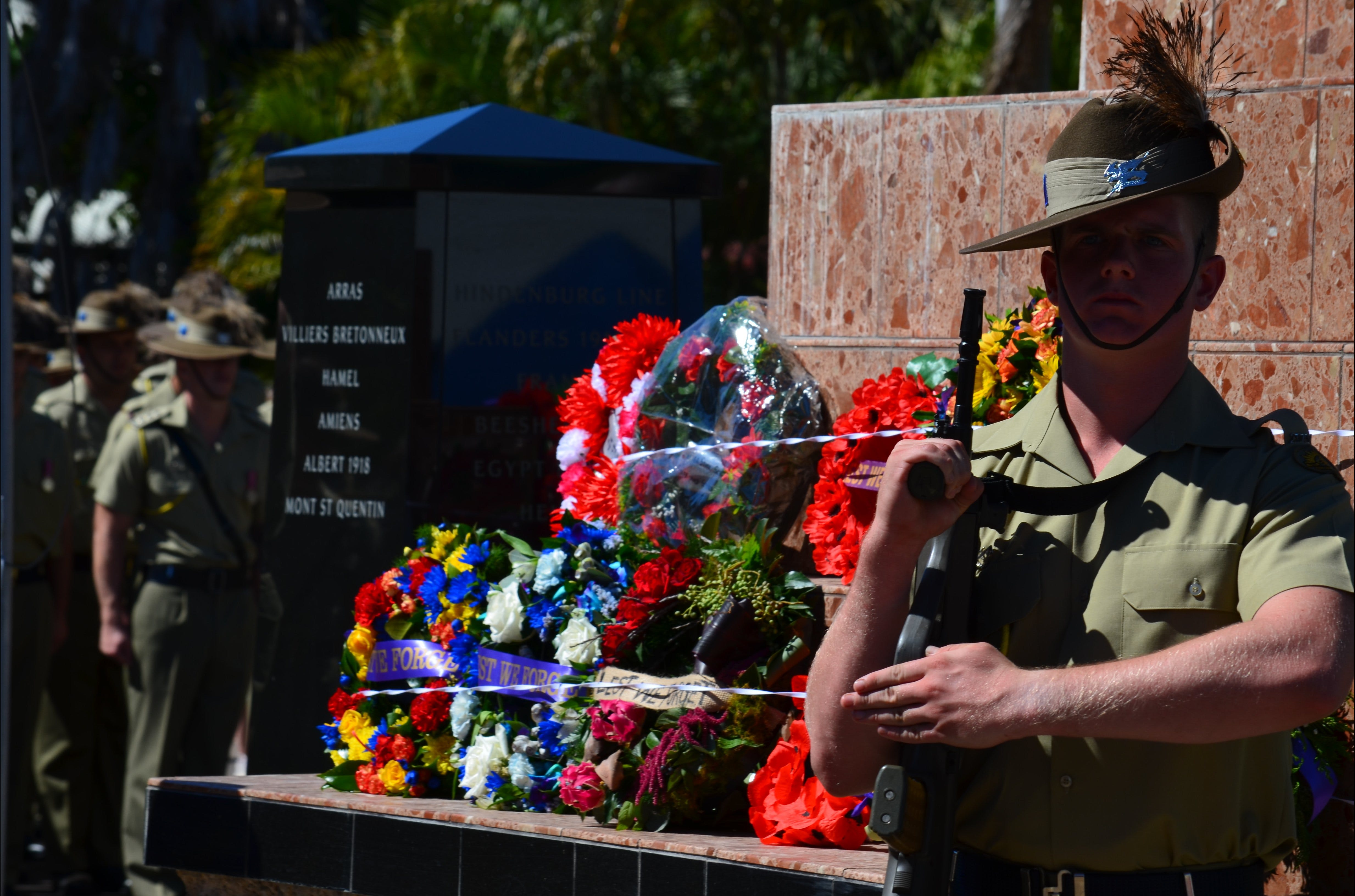 Anzac Day Charters Towers - Accommodation in Bendigo