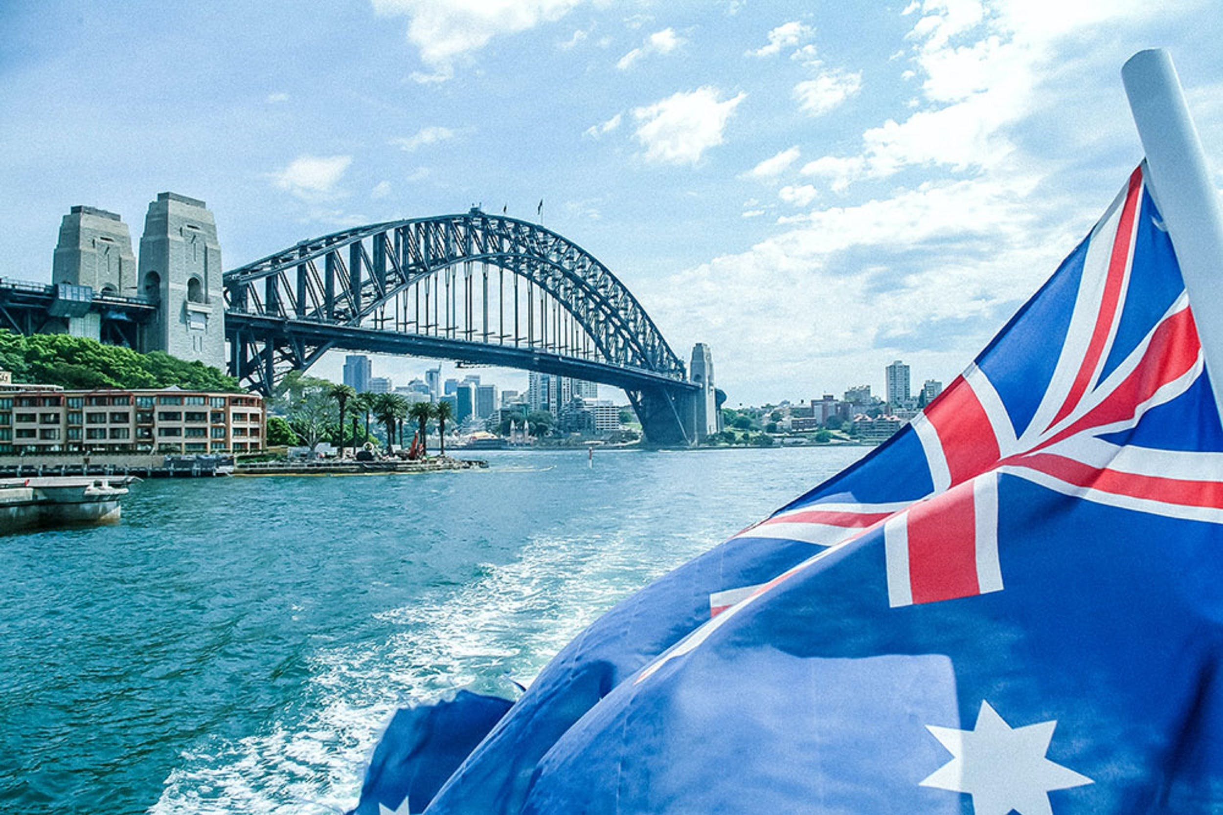 Australia Day Lunch and Dinner Cruises On Sydney Harbour with Sydney Showboats - Accommodation in Bendigo