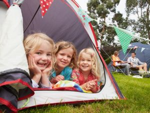 Camp Out In Town - Accommodation in Bendigo