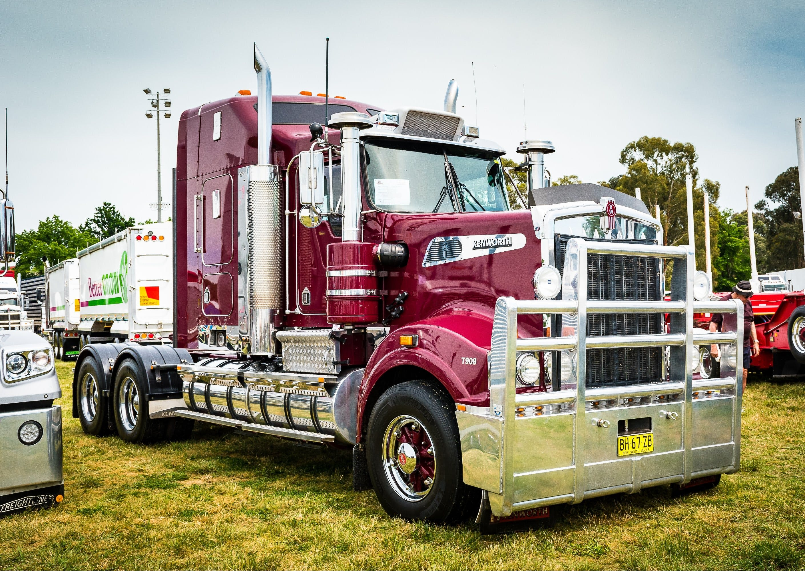 Dane Ballinger Memorial Truck Show - Accommodation in Bendigo