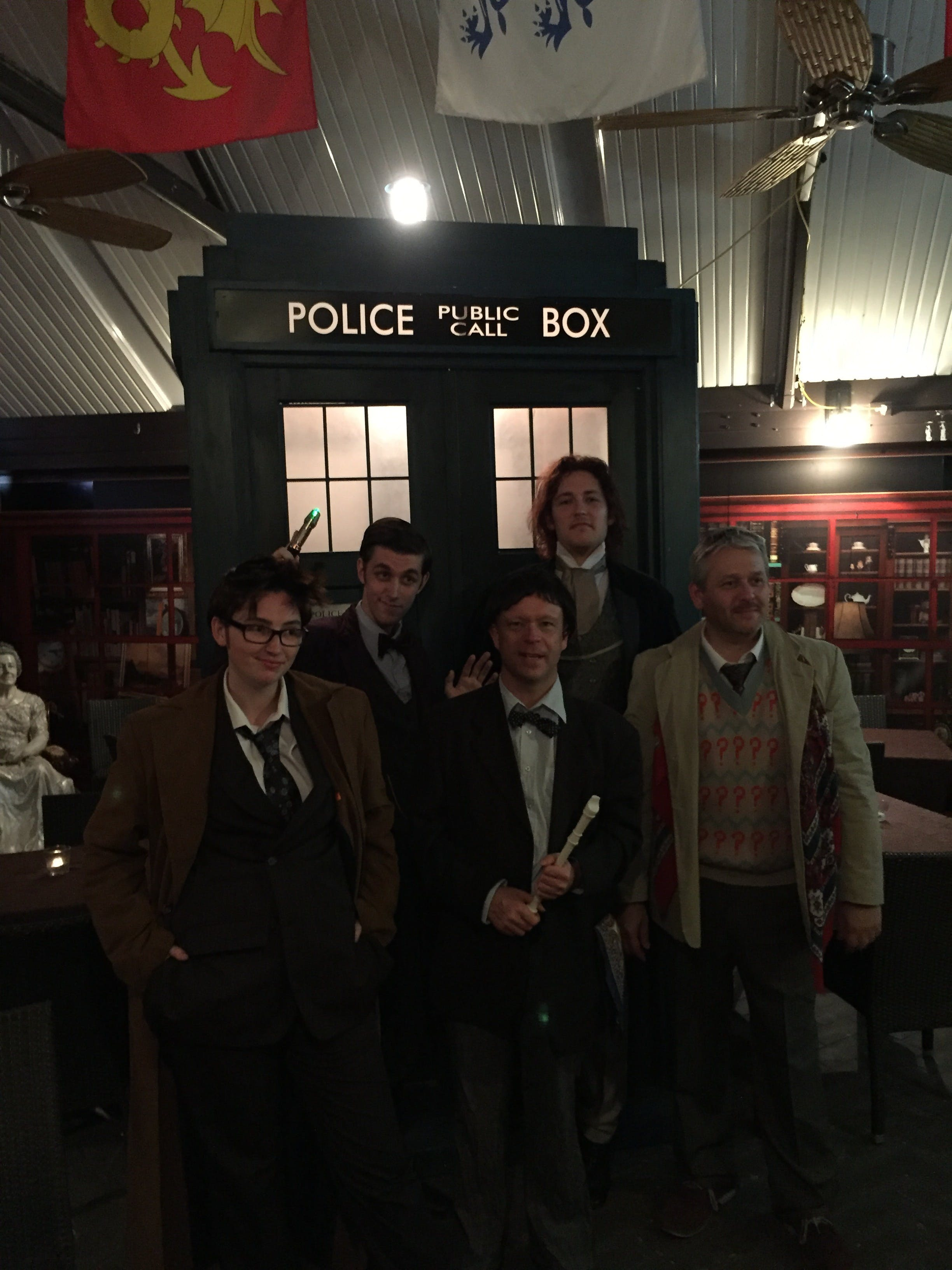 Dr Who Quiz Night - Accommodation in Bendigo