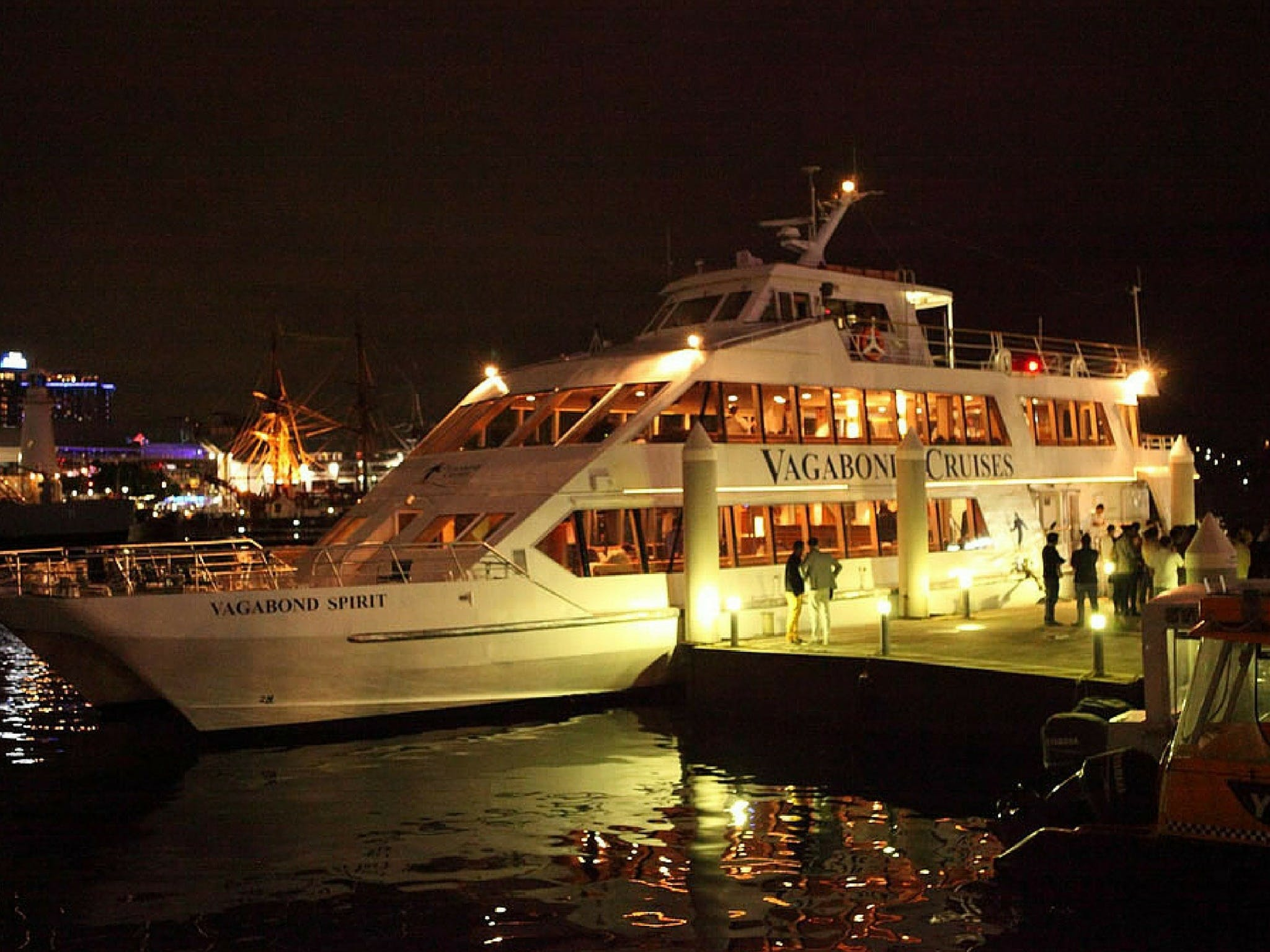Halloween Party Cruise - Accommodation in Bendigo
