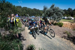 JetBlack Wild Wombat MTB Challenge - Accommodation in Bendigo