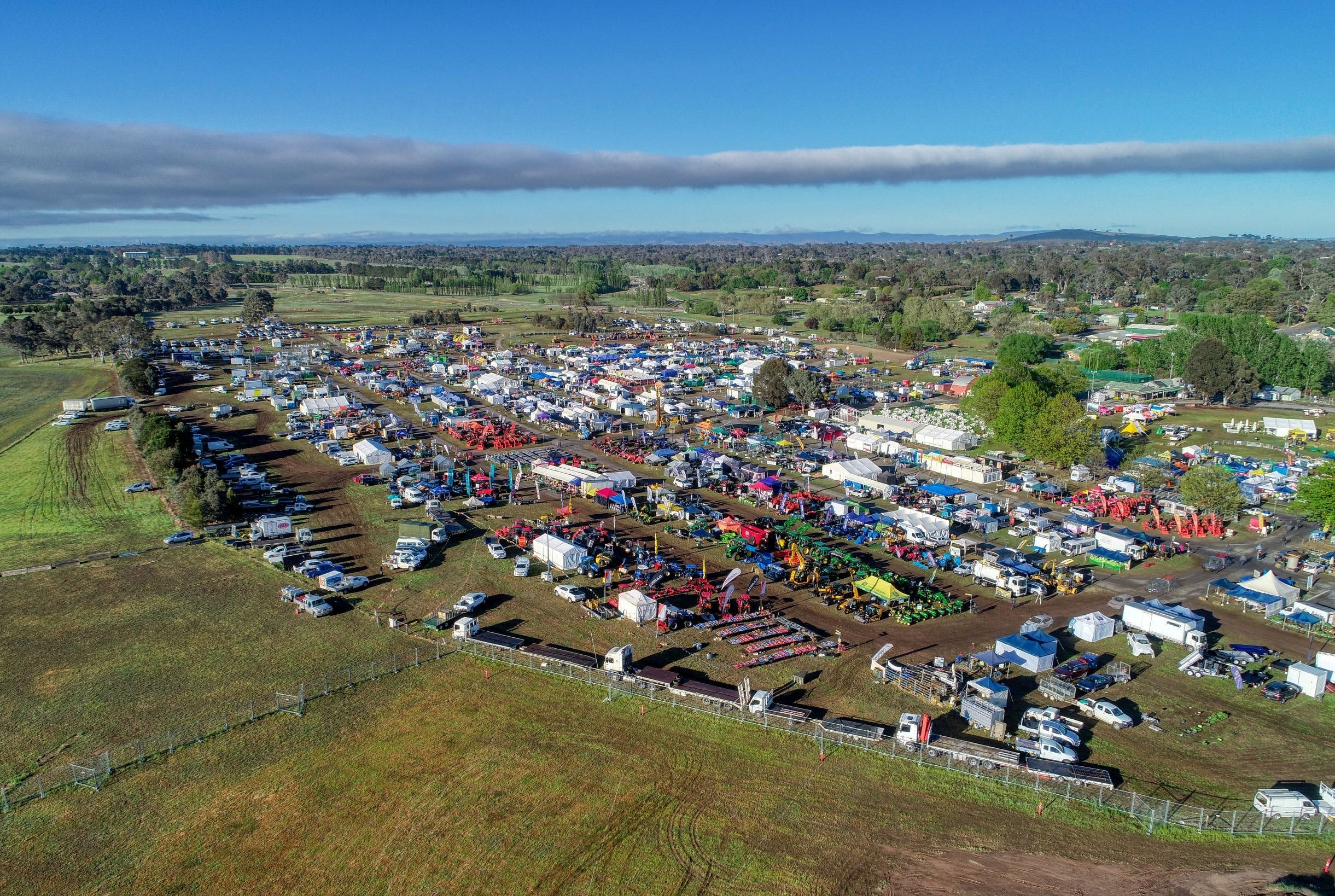 Murrumbateman Field Days - Accommodation in Bendigo