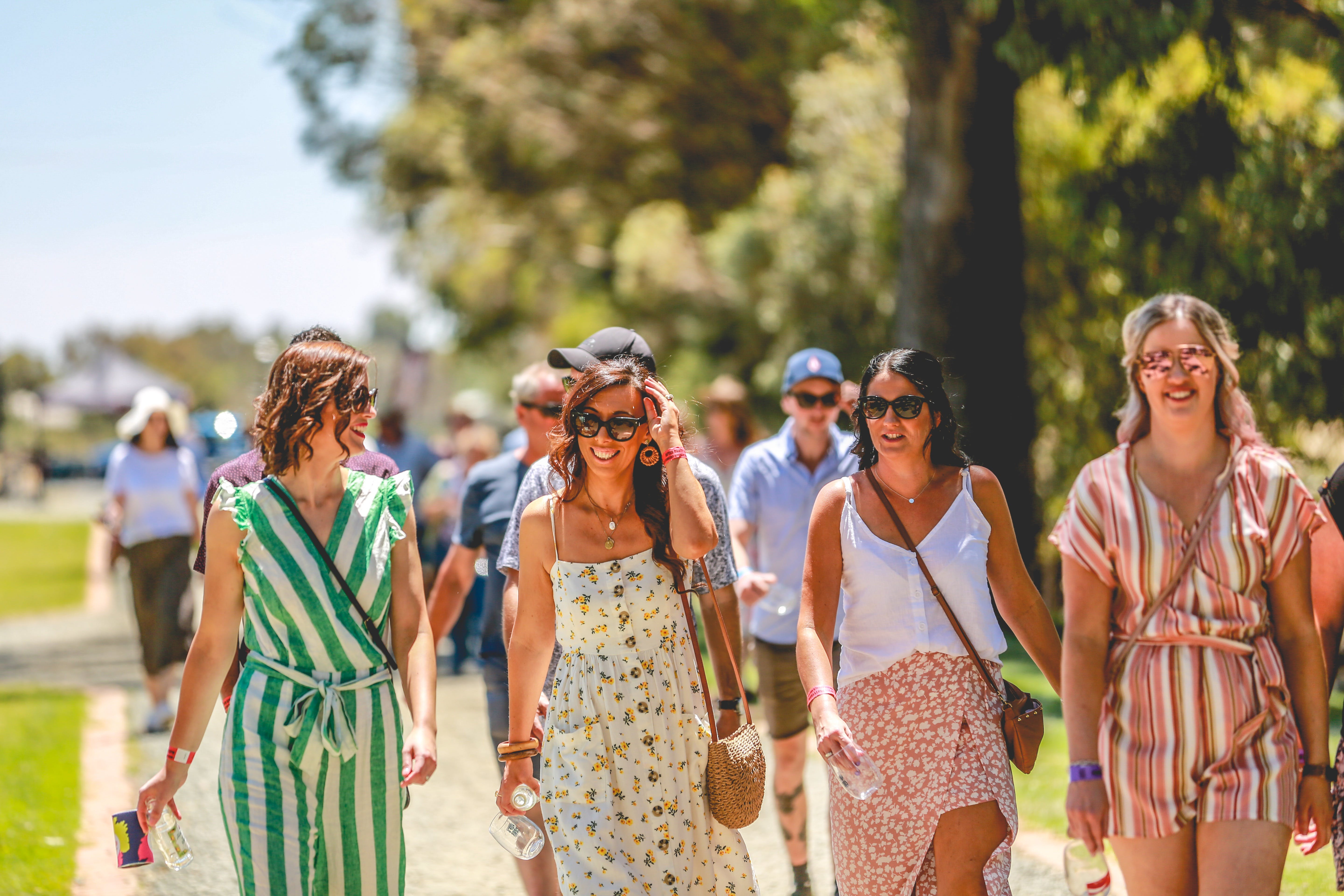 Perricoota Pop and Pour Festival - Echuca Moama - Accommodation in Bendigo