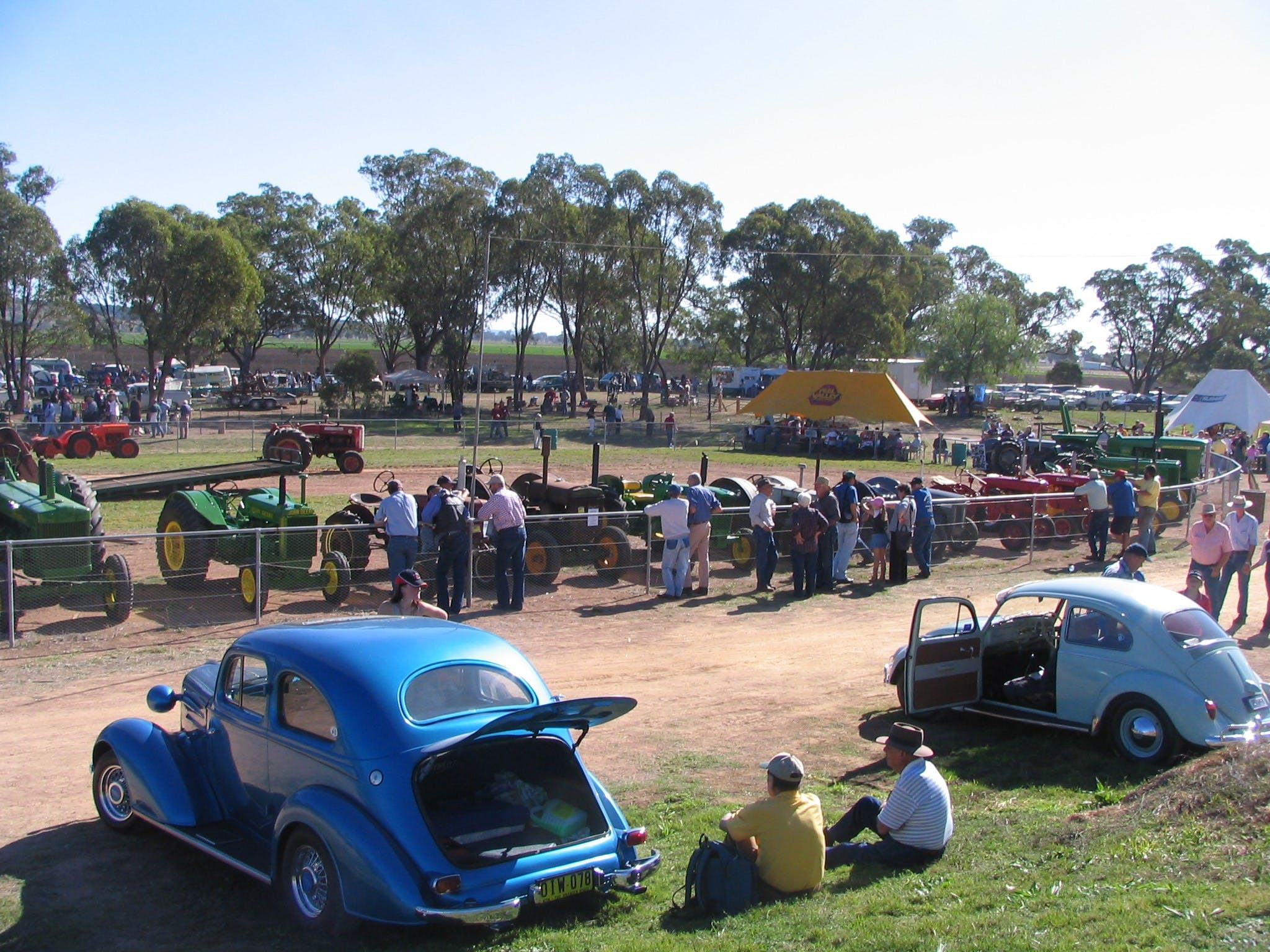 Quirindi Rural Heritage Village - Vintage Machinery and Miniature Railway Rally and Swap Meet - Accommodation in Bendigo