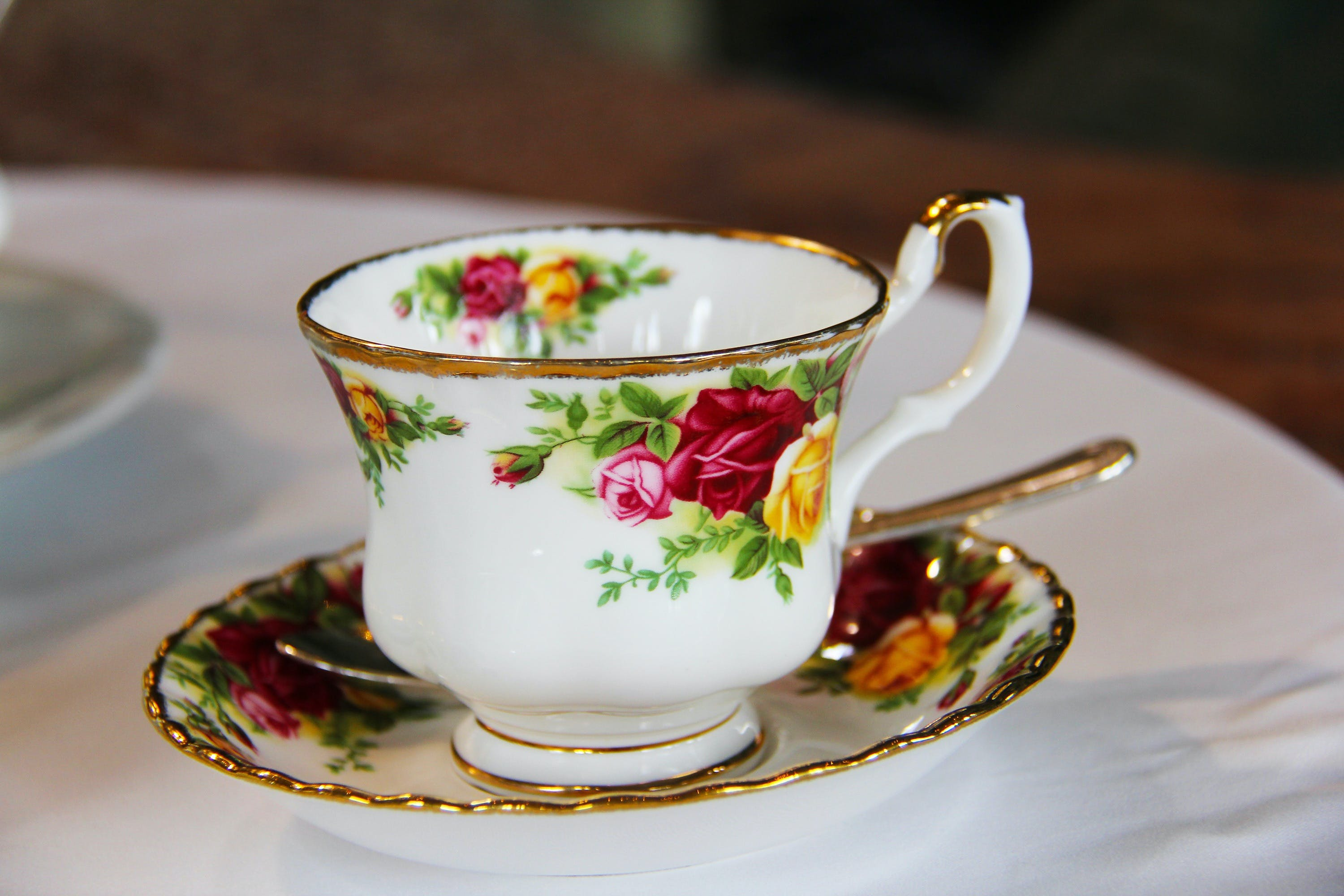 Spring High Tea - Second Sitting - Accommodation in Bendigo