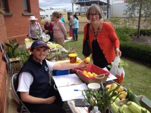 Yarram Courthouse Garden Produce Market - Accommodation in Bendigo