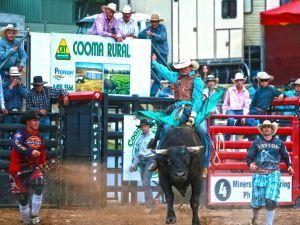 AgriWest Cooma Rodeo - Accommodation in Bendigo