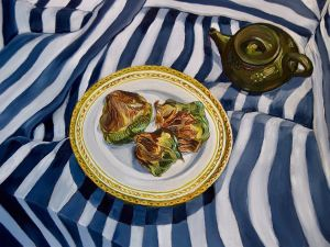 A Still Life - solo exhibition  Karen Sedaitis - Accommodation in Bendigo