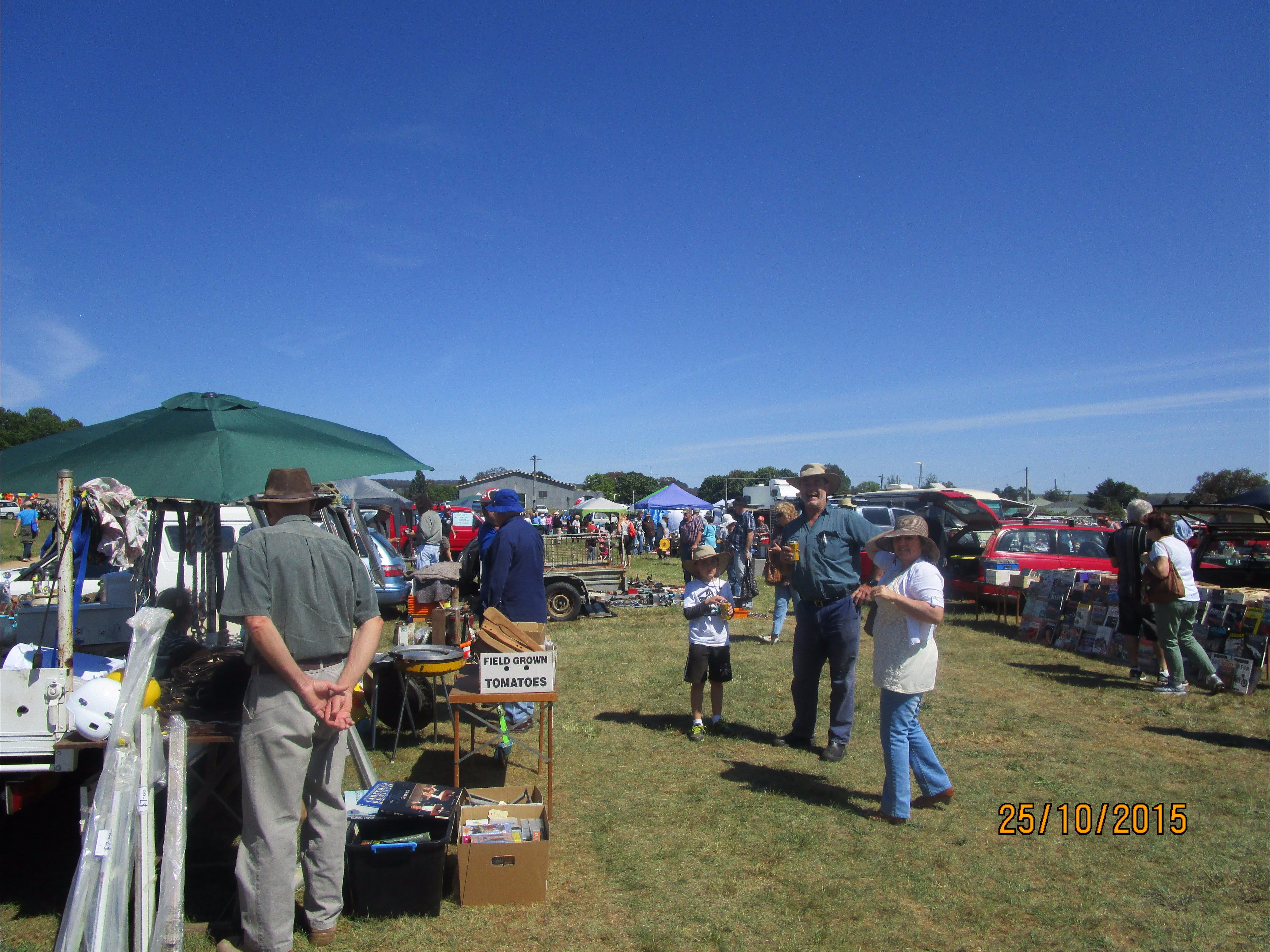Crookwell Rotary Swap Meet and Market Day - Accommodation in Bendigo