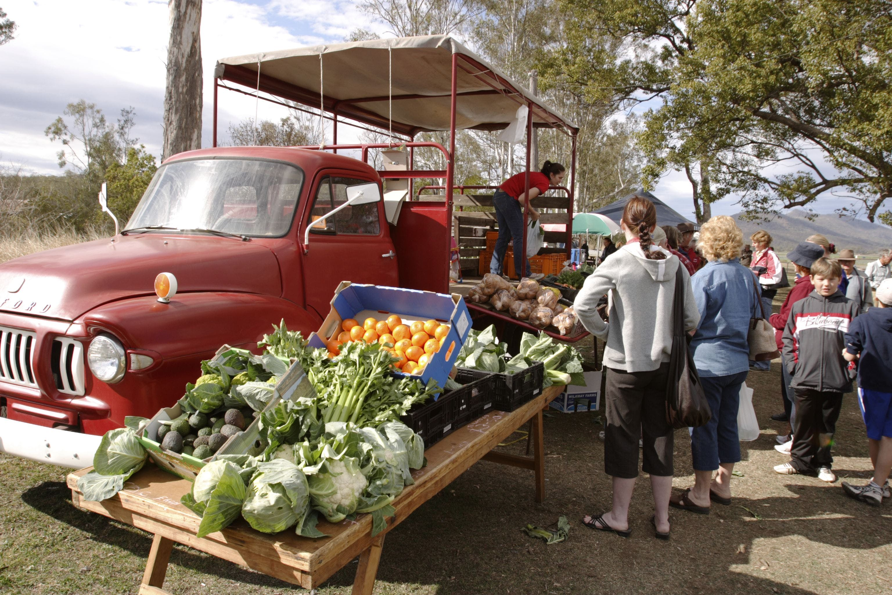 Murphys Creek Markets - Accommodation in Bendigo