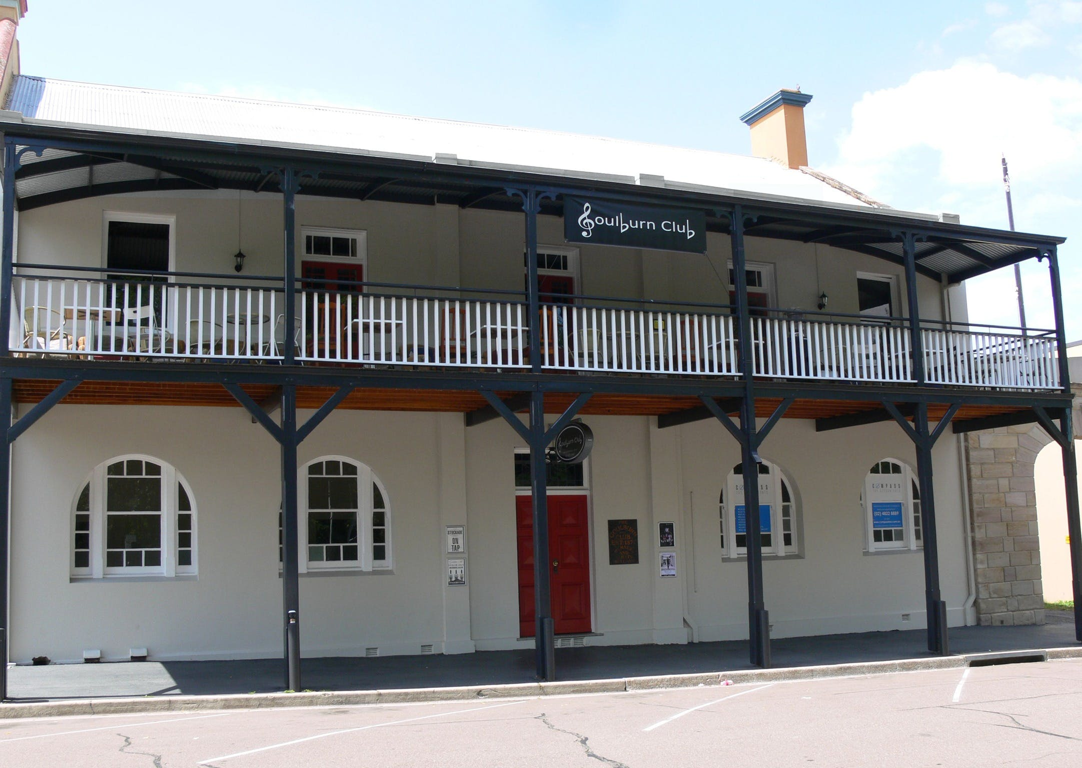 Open Mic Night at the Goulburn Club - Accommodation in Bendigo