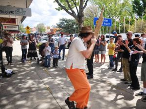 Australian National Busking Championships - Accommodation in Bendigo
