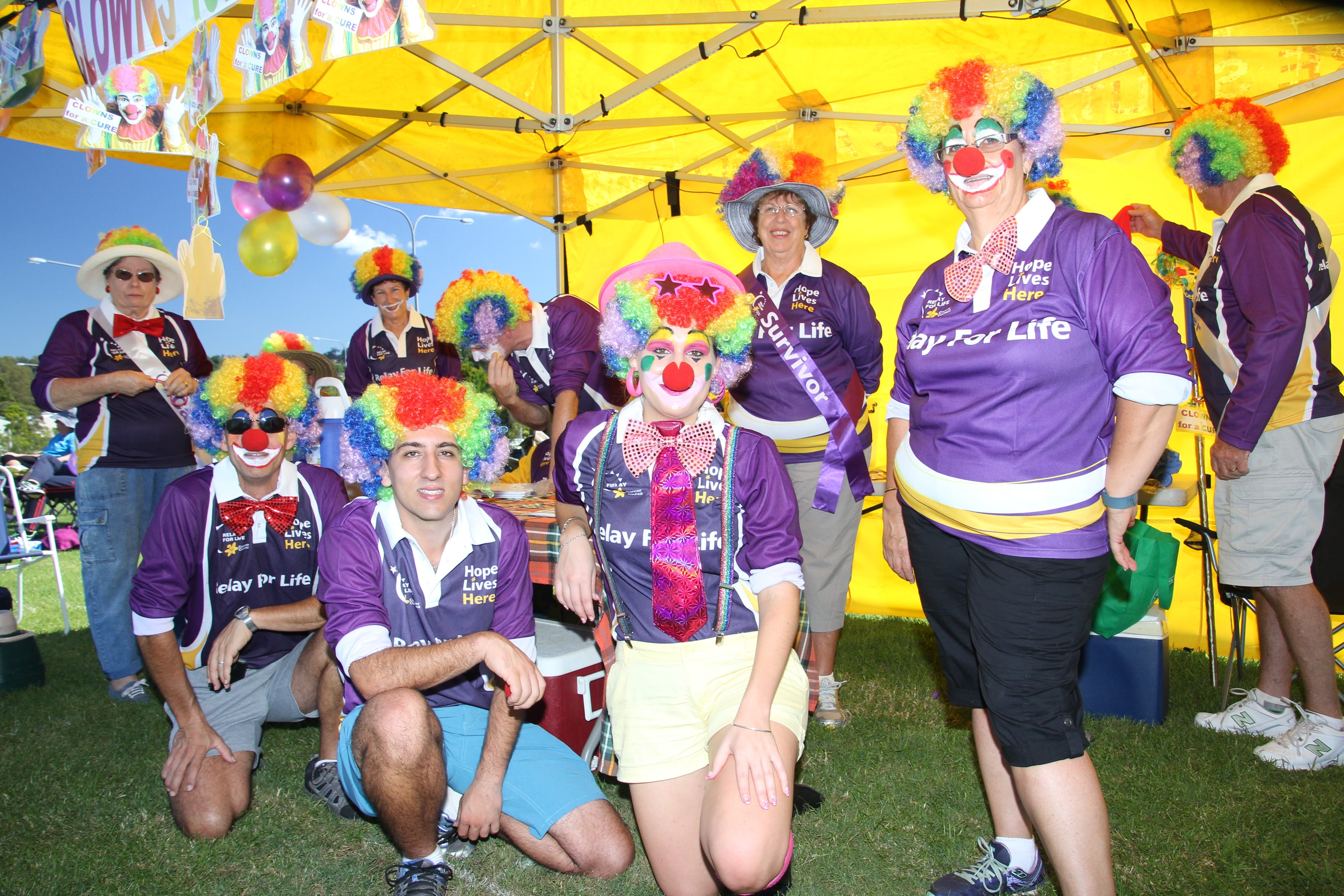 Grafton Relay for Life - NSW Cancer Council - Accommodation in Bendigo