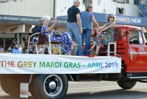 The Grey Mardi Gras - Accommodation in Bendigo