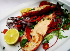 The Lighthouse Seafood Restaurant  Bar - Accommodation in Bendigo