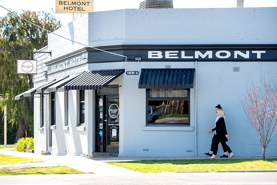 Belmont Hotel Bendigo - Accommodation in Bendigo