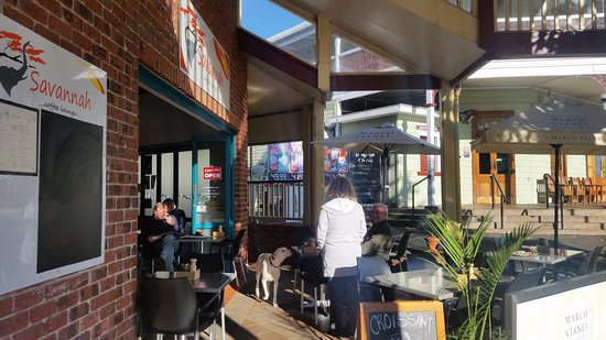 Savannah Coffee Lounge - Accommodation in Bendigo