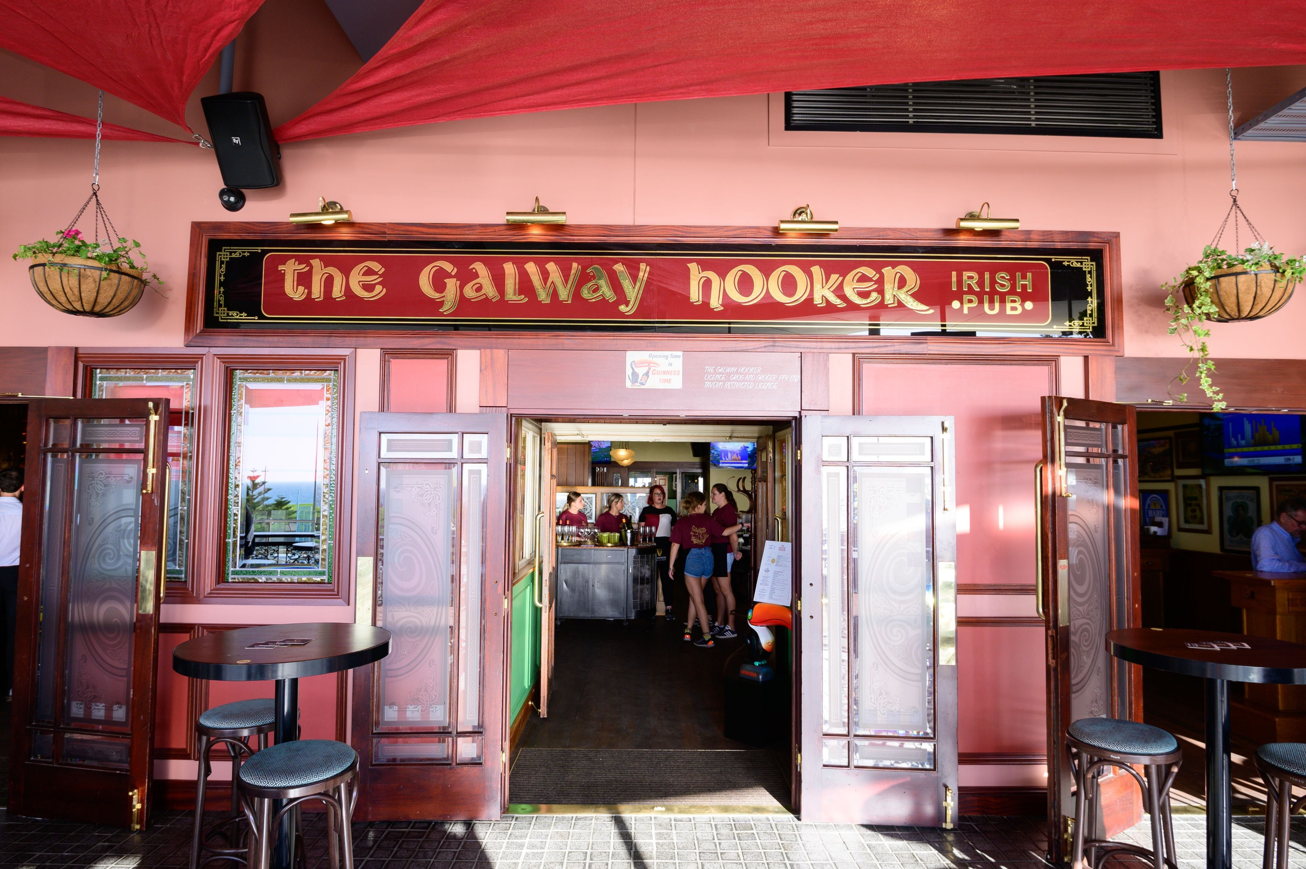 The Galway Hooker - Accommodation in Bendigo