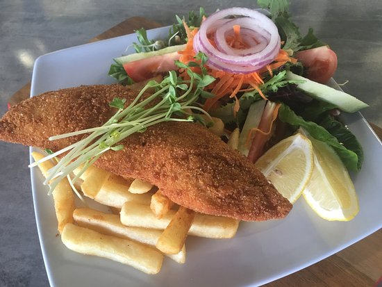 Cedar Park Fish and Chips - Accommodation in Bendigo